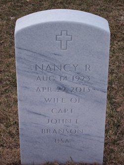 Nancy Roberta Branson