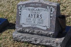 Margaret D <i>Schwarz</i> Ayers