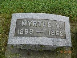 Myrtle Viola <i>Winkler</i> Washburne