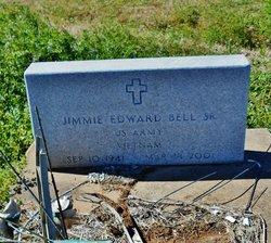 Jimmie Edward Bell, Sr