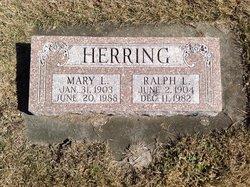 Ralph LaVerne Herring