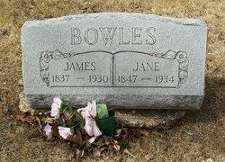 James Nashville Bowles