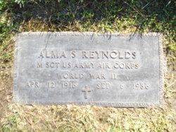 Alma Sellers Reynolds