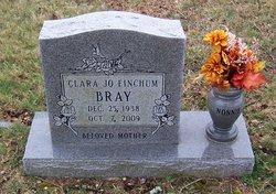 Clara Jo <i>Finchum</i> Bray