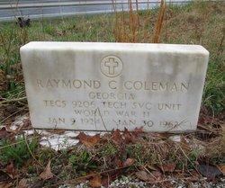 Raymond C. Coleman