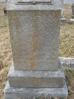 George B Carter