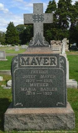 Maria <i>Basler</i> Bakter