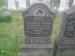 Mary Shaum