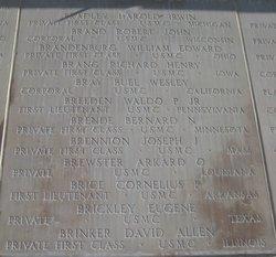 PFC David Allen Brinker