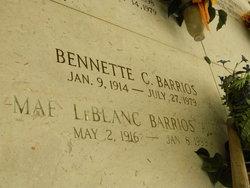 Benette Charles Barrios