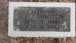Catherine Kate <i>McKeough</i> Cherrington