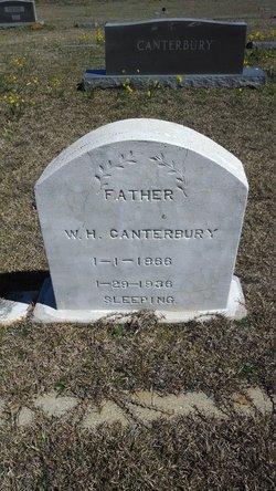 William Harris Canterbury