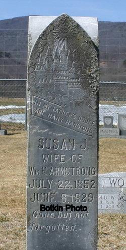 Susan J. <i>Bodkin</i> Armstrong
