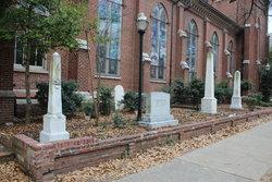 Washington Street Methodist Church Cemetery