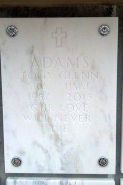 Tony Glenn Adams