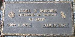 Carl Everett Moore