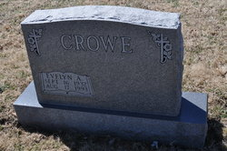 Evelyn A Crowe