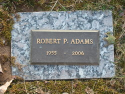 Robert P Adams
