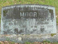 Eliza Tidd <i>Burton</i> Moor