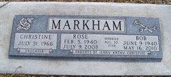Rose <i>Surnear</i> Markham