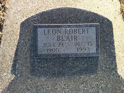 Leon Robert Blair