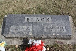 Cecilia B <i>Schweighart</i> Black