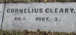 Pvt Cornelius Cleary