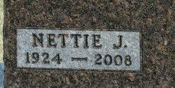 Nettie Jo <i>Green</i> Eaton