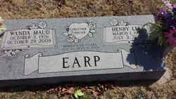 Wanda Maud Earp
