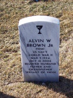 Alvin W Brown