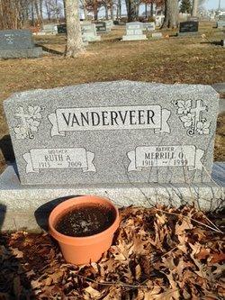 Ruth <i>Markley</i> Vanderveer