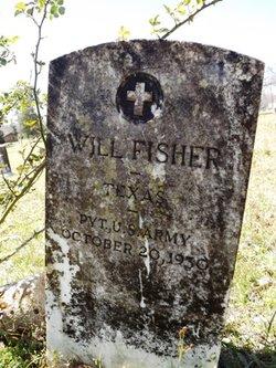 William Edmond (Will) Fisher