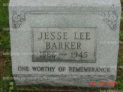 Jesse Lee Barker
