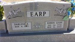 Edwin Leon <i>Burton</i> Earp
