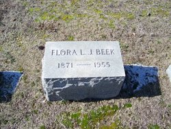 Flora Livingston <i>Jamieson</i> Beek