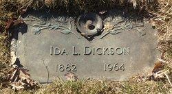 Ida Felicia Letitia <i>Lockhart</i> Dickson