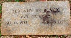 Rex Austin Black