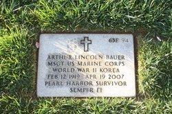 Arthur Lincoln Bauer