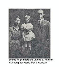 Sophia Wilhelmina Harder <i>Robison</i> Swain