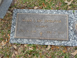 Mark L McEntaffer