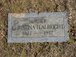 Christina <i>Hengstler</i> Albright