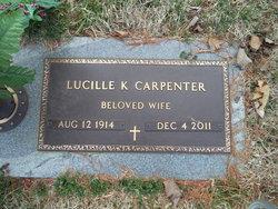 Lucille <i>King</i> Carpenter