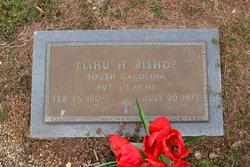 Elihu H Bishop, Jr