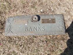 Beulah Anna <i>Gallagher</i> Banks