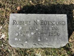 Robert N Botsford