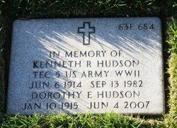 Dorothy Elizabeth Hudson