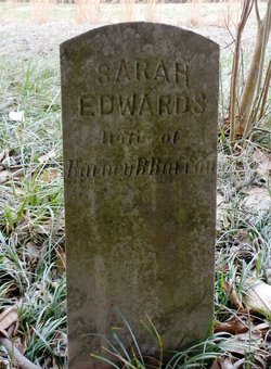 Sarah <i>Edwards</i> Barron