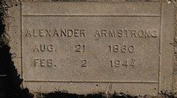Alexander Humbolt Armstrong