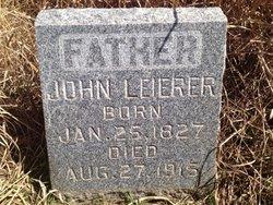 John Leierer