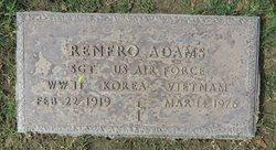 Renfro Adams